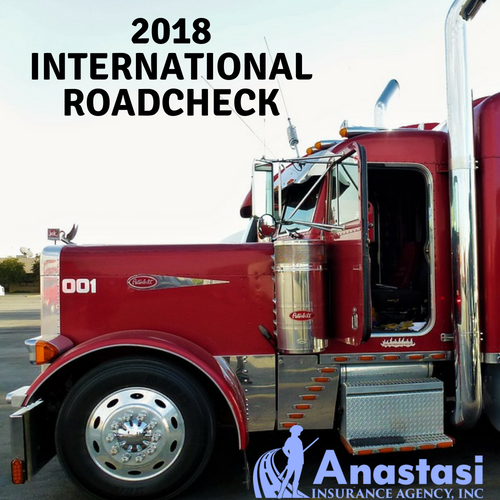 trucking international roadcheck